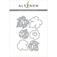 Altenew - Dies - Grape Leaves