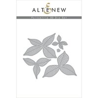 Altenew - Dies - 3D - Poinsettia