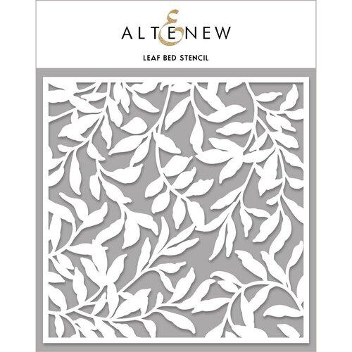 Altenew - Stencil - Leaf Bed