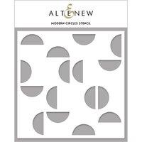 Altenew - Stencil - Modern Circles