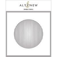 Altenew - Stencil - Sphere