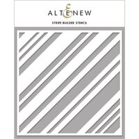 Altenew - Stencil - Stripe Builder
