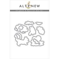 Altenew - Dies - Chipmunk and Squirrel