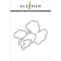 Altenew - Dies - Sweet Flowers