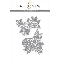 Altenew - Dies - Festive Clusters