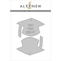 Altenew - Layered Gift Tag - Dies - Graduation