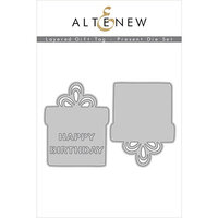 Altenew - Layered Gift Tag - Dies - Present