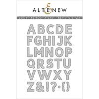 Altenew - Dies - Linear Pathway Solid Alpha