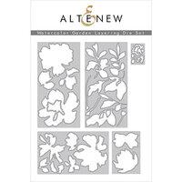 Altenew - Layering Dies - Watercolor Garden