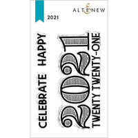 Altenew - Clear Photopolymer Stamps - 2021