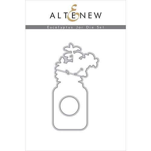 Altenew - Dies - Eucalyptus Jar