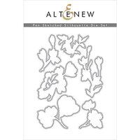 Altenew - Dies - Pen Sketched Silhouette