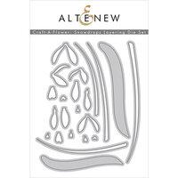 Altenew - Dies - Craft A Flower - Snowdrops