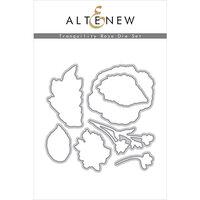 Altenew - Dies - Tranquility Rose