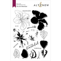 Altenew - Clear Photopolymer Stamps - You Are Beautiful