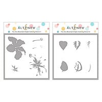 Altenew - Simple Coloring Stencil - 2 in 1 Set - You Are Beautiful