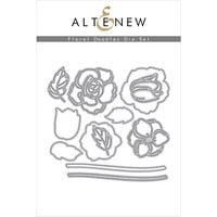 Altenew - Dies - Floral Doodles