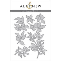 Altenew - Dies - Just Leaves