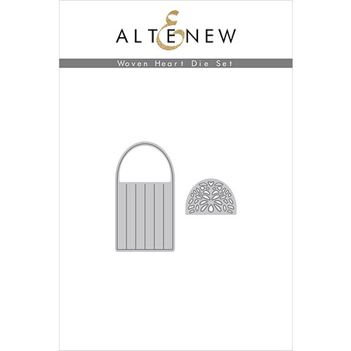 Altenew - Dies - Woven Heart