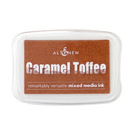 Altenew - Mixed Media Ink Pads - Caramel Toffee
