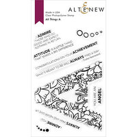 Altenew - Clear Photopolymer Stamps - All Things A