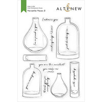 Altenew - Clear Photopolymer Stamps - Versatile Vases 2