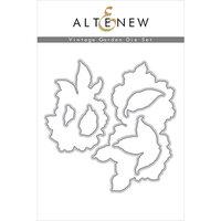 Altenew - Dies - Vintage Garden
