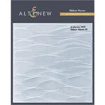 Altenew - Embossing Folder - 3D - Ribbon Waves