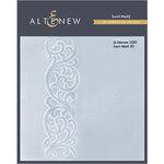 Altenew - Embossing Folder - 3D - Swirl Motif