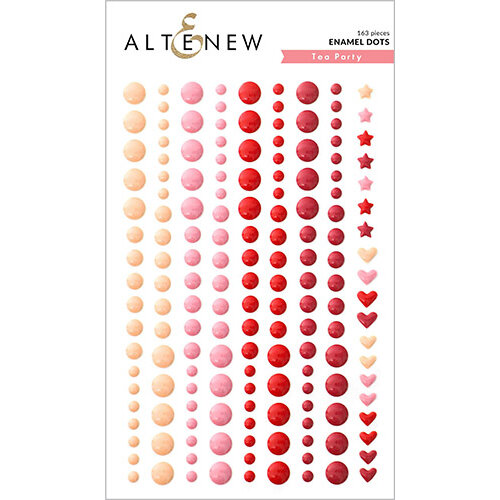Altenew - Enamel Dots - Tea Party