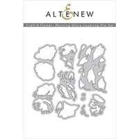Altenew - Layering Dies - Craft A Flower - Morning Glory