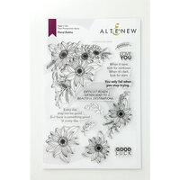 Altenew - Clear Photopolymer Stamps - Floral Dahlia