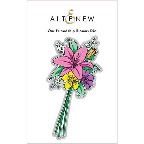 Altenew - Dies - Our Friendship Blooms
