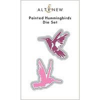 Altenew - Dies - Painted Hummingbirds