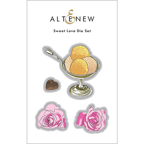 Altenew - Dies - Sweet Love