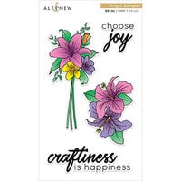 Altenew - Decal Set - Mini - Bright Bouquet