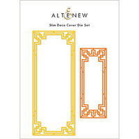 Altenew - Dies - Slim Deco Cover