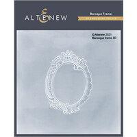 Altenew - Embossing Folder - 3D - Baroque Frame