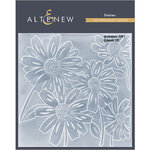 Altenew - Embossing Folder - 3D - Daisies