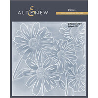 Altenew - Embossing Folder - 3D - Daisies