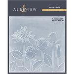Altenew - Embossing Folder - 3D - Flowery Field