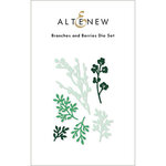 Altenew - Dies - Branches and Berries