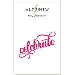 Altenew - Dies - Fancy Celebrate