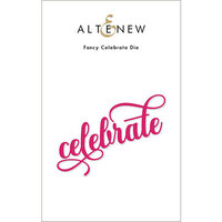 Altenew - Dies - Fancy Celebrate