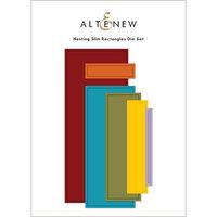 Altenew - Dies - Nesting Slim Rectangles