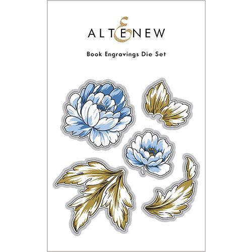 Altenew - Dies - Book Engravings