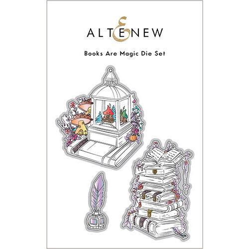 Altenew - Dies - Books Are Magic