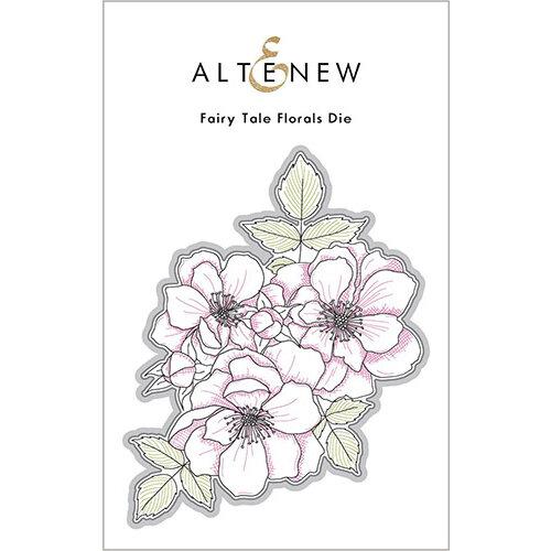 Altenew - Dies - Fairy Tale Florals
