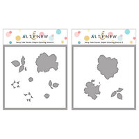 Altenew - Simple Coloring Stencil - 2 in 1 Set - Fairy Tale Florals