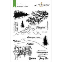 Altenew - Clear Photopolymer Stamps - Once Upon a Time